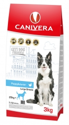 CANIVERA PUPPY&JUNIOR LARGE BREED 3kg